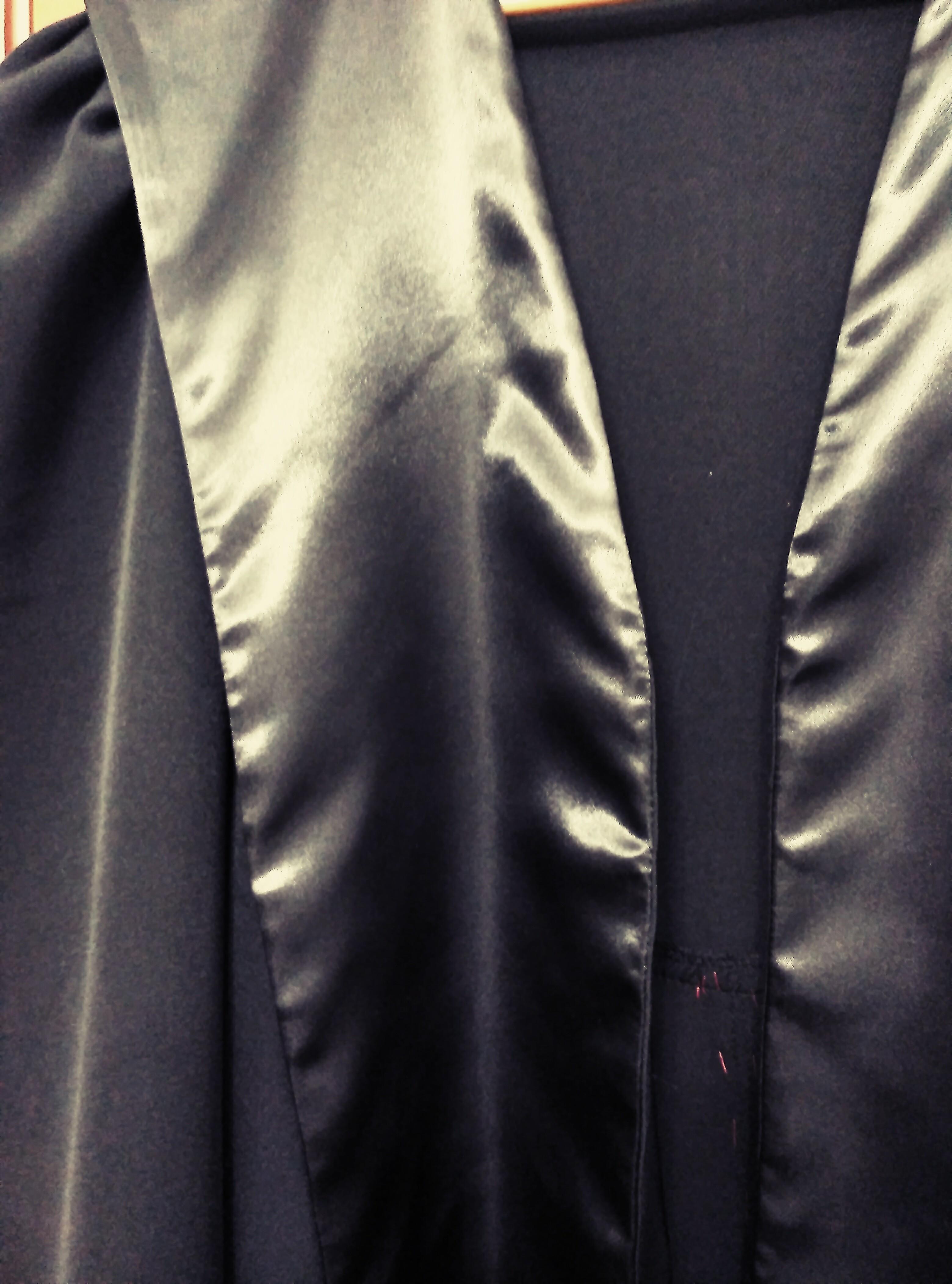 La toga de letrado