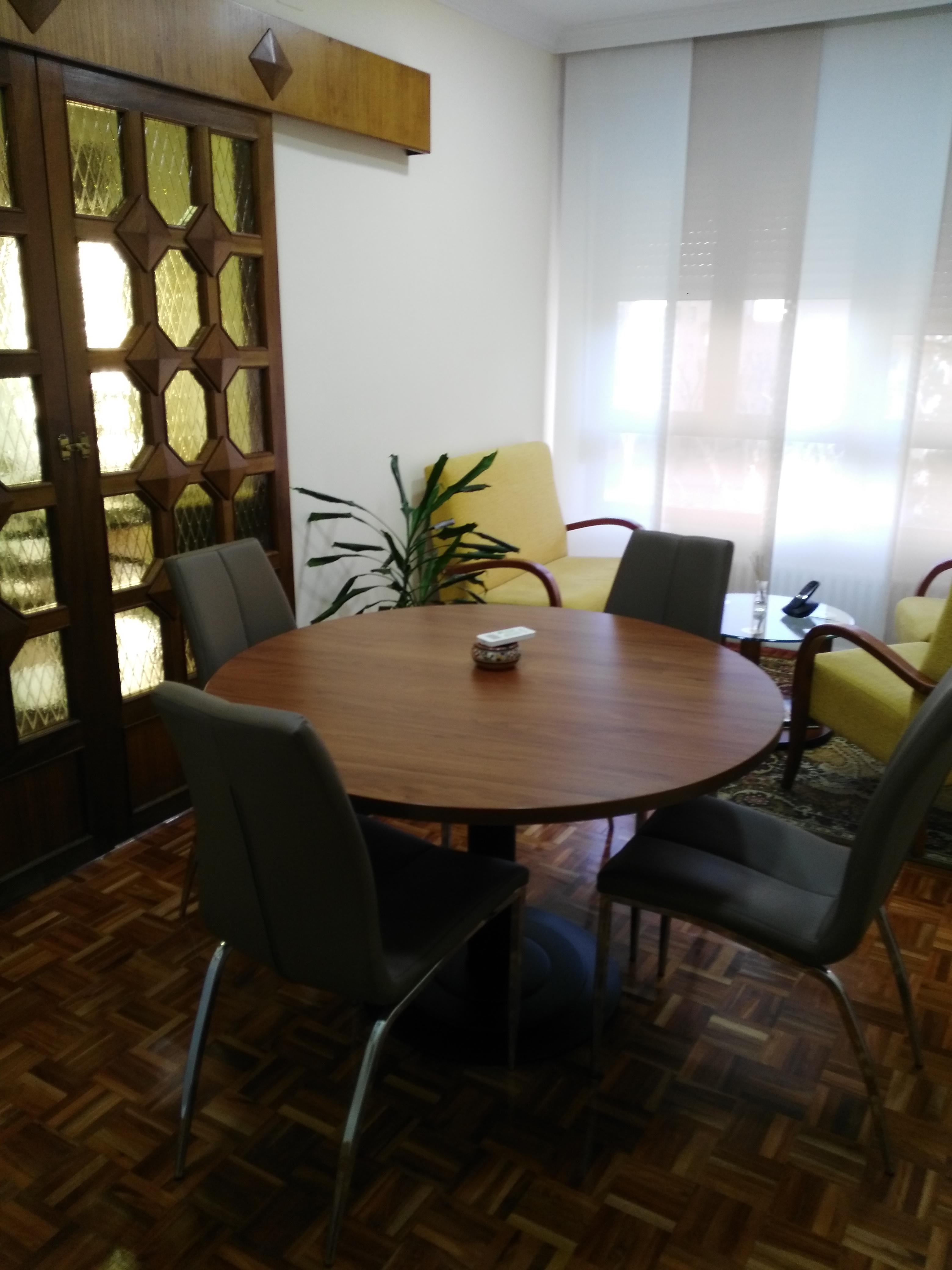 Sala de reuniones de nuestro despacho principal