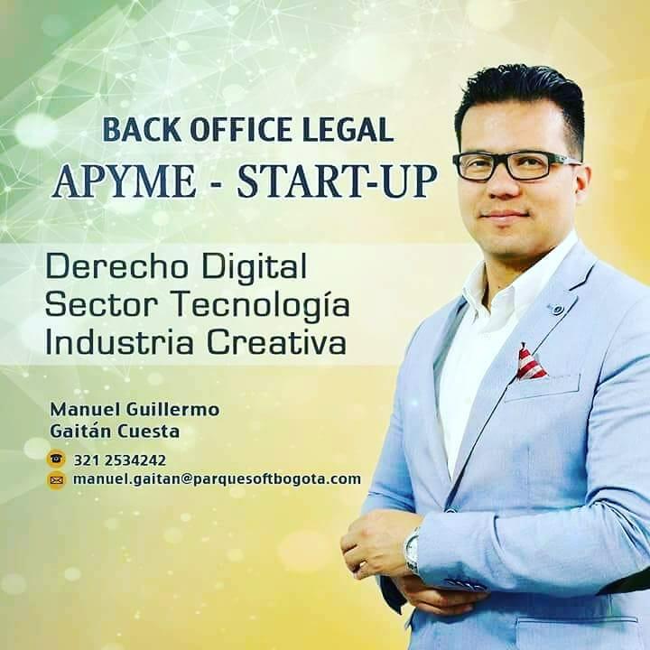 Asesor Legal Externo Empresas Pymes -Startup.