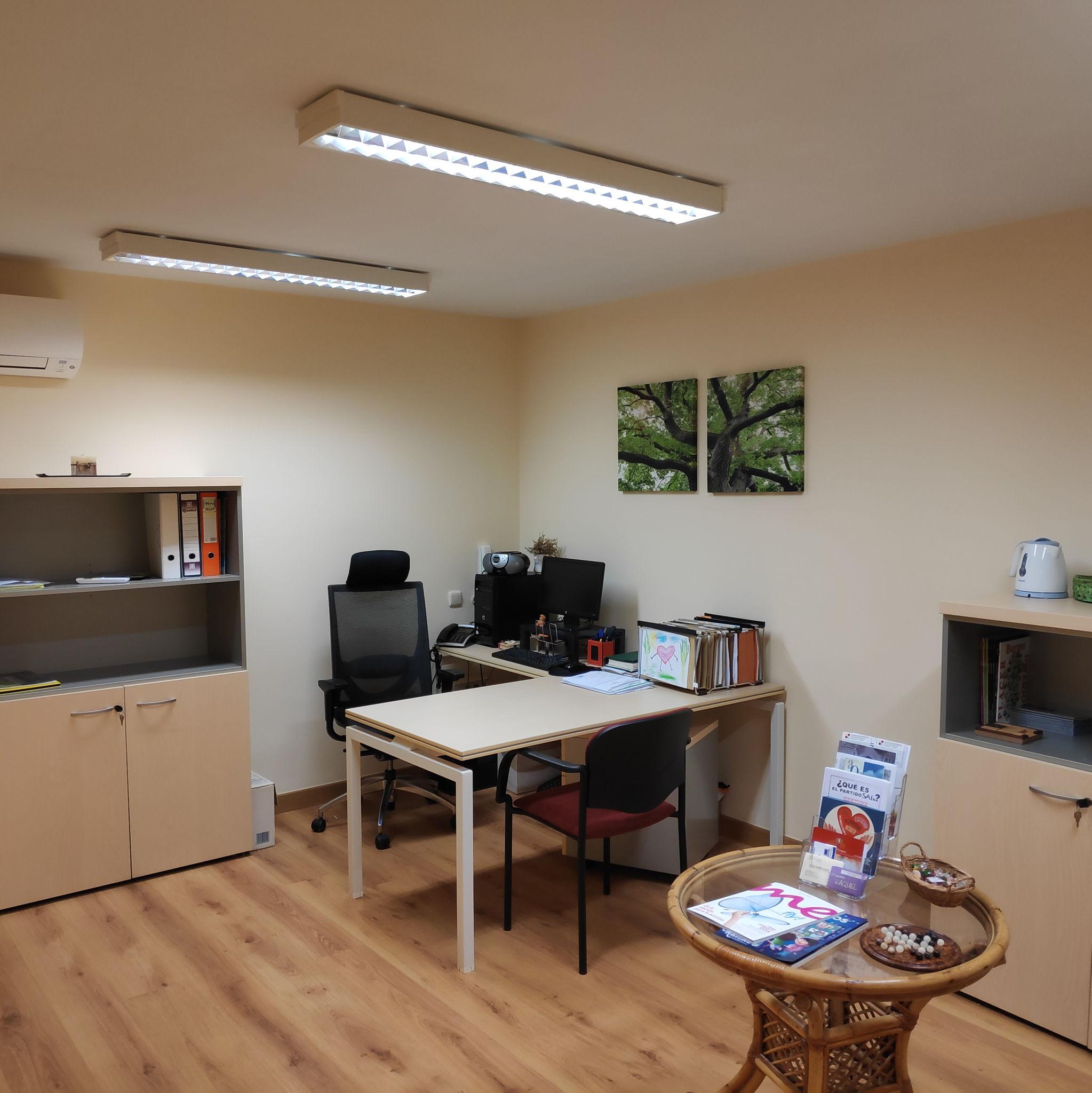 Secretaria - Sala Espera 2