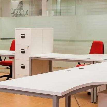 Área de trabajo del despacho