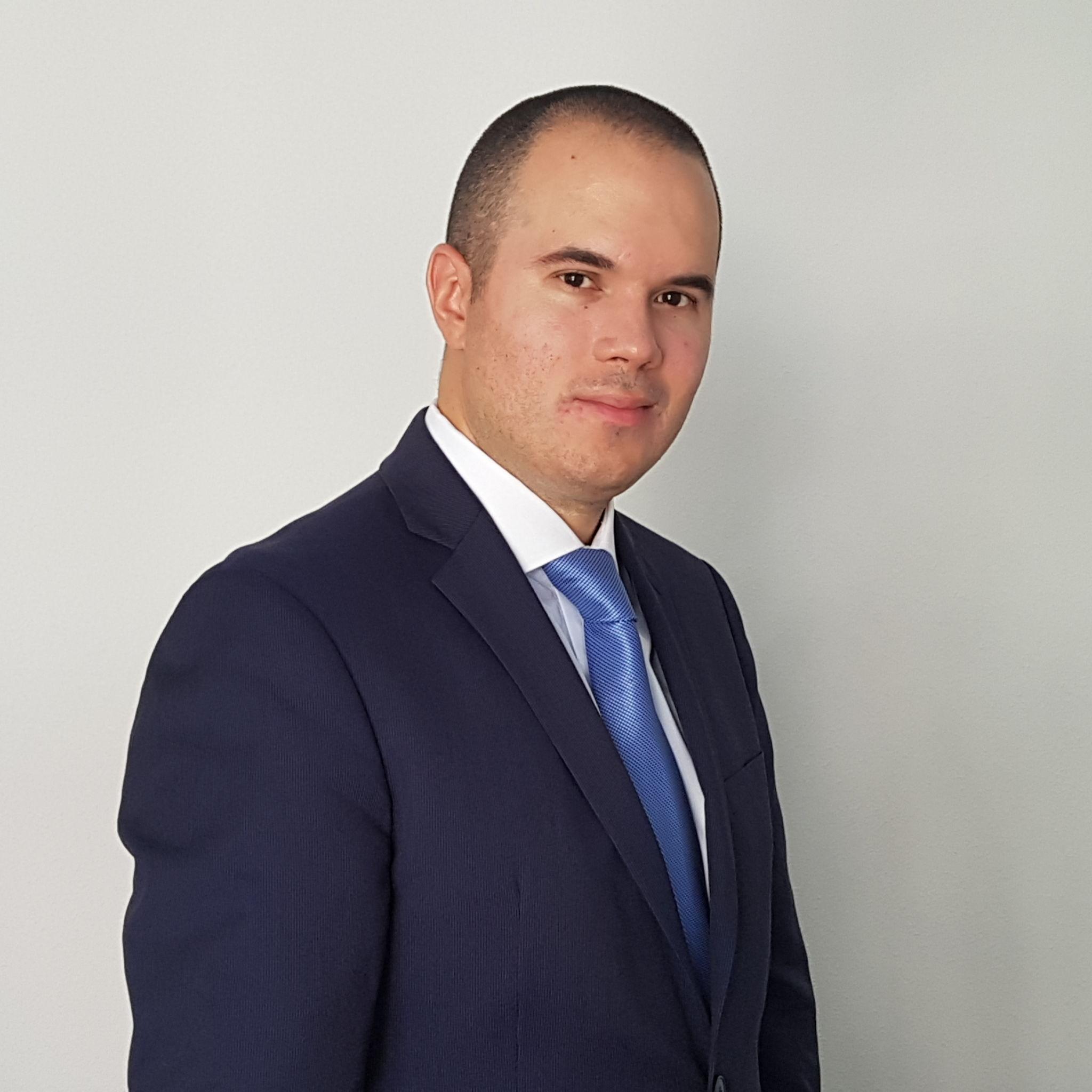 Abogado Andrés Graffe, experto en extranjería y fundador del Despacho Deaboga Servicios Jurídicos