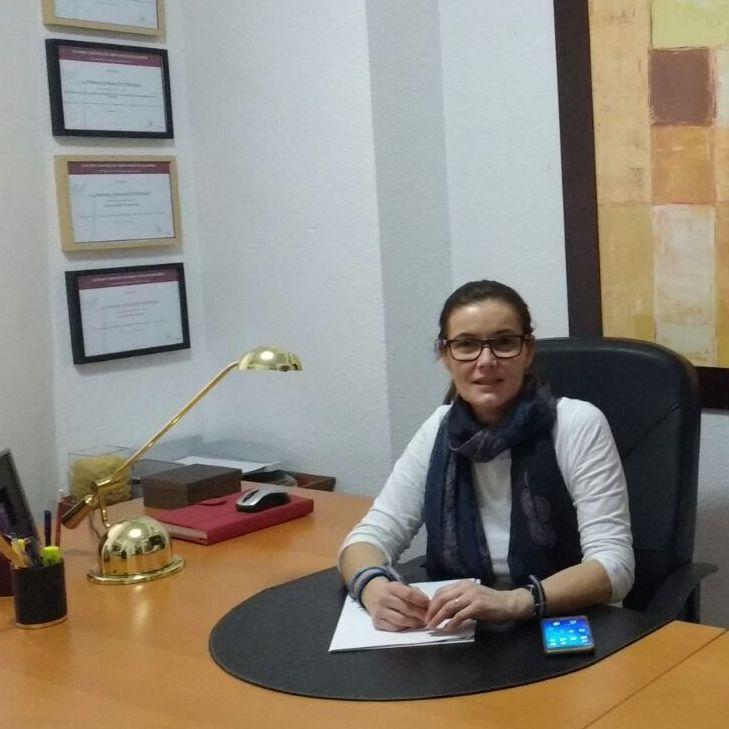 Foto en el despacho