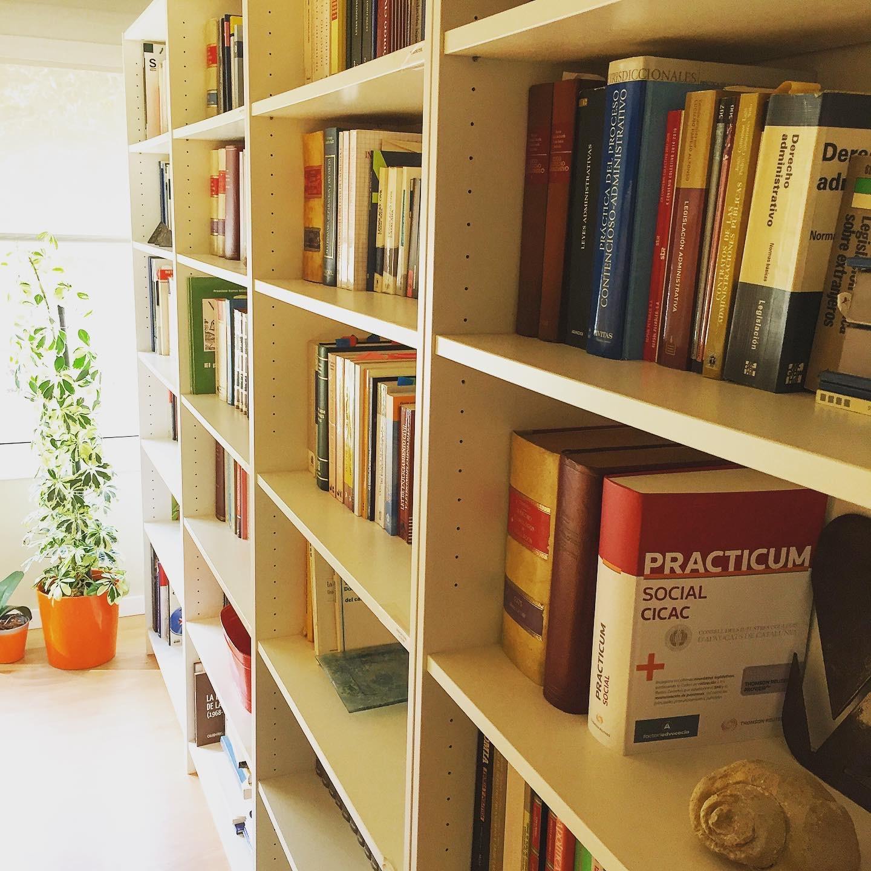 Foto de nuestro despacho en Reus