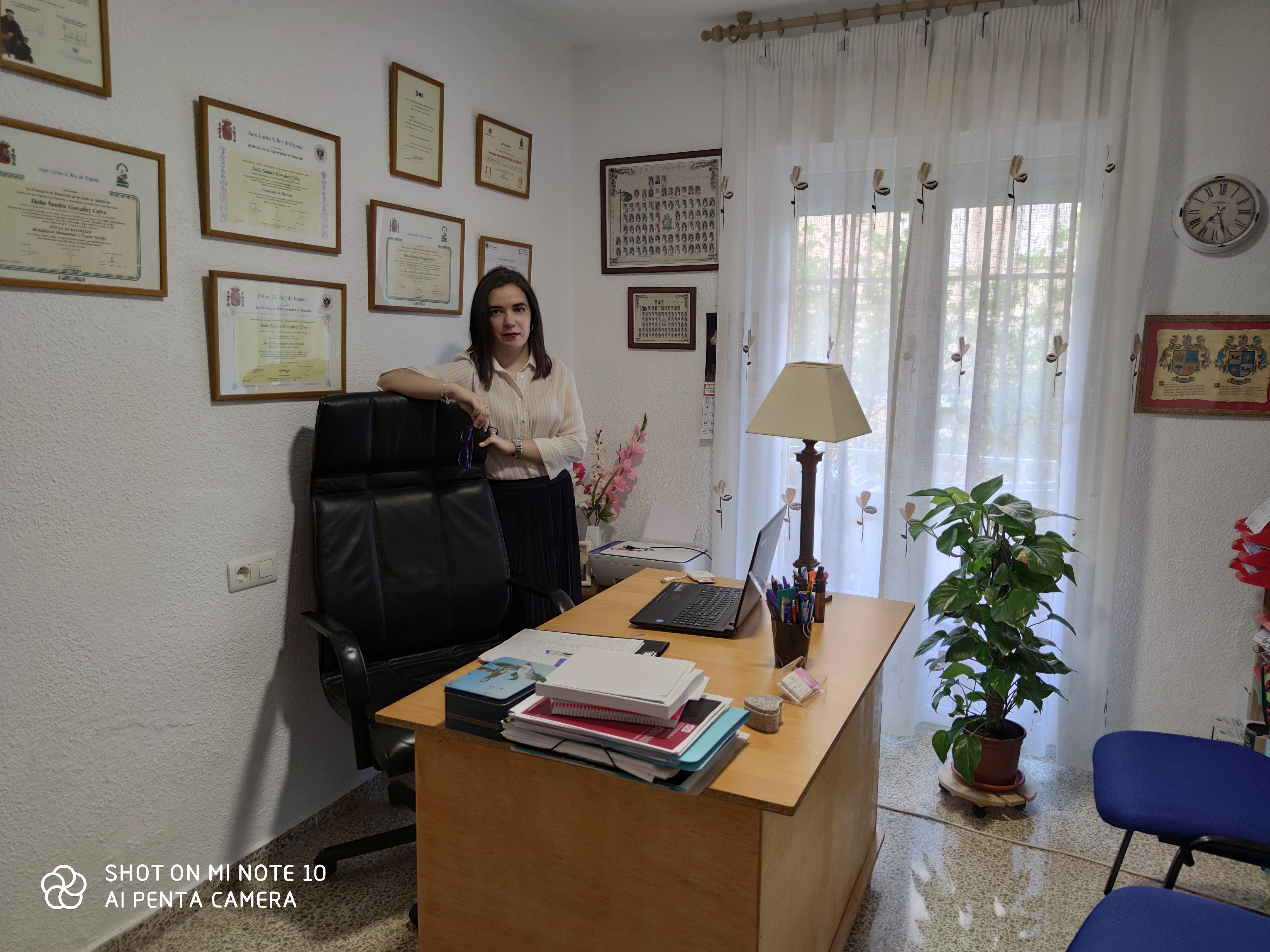 Sandra González Calvo Abogada