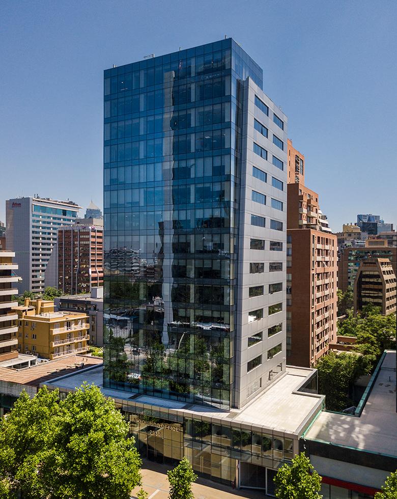 Oficina Wolfenson Abogados - Santiago de Chile