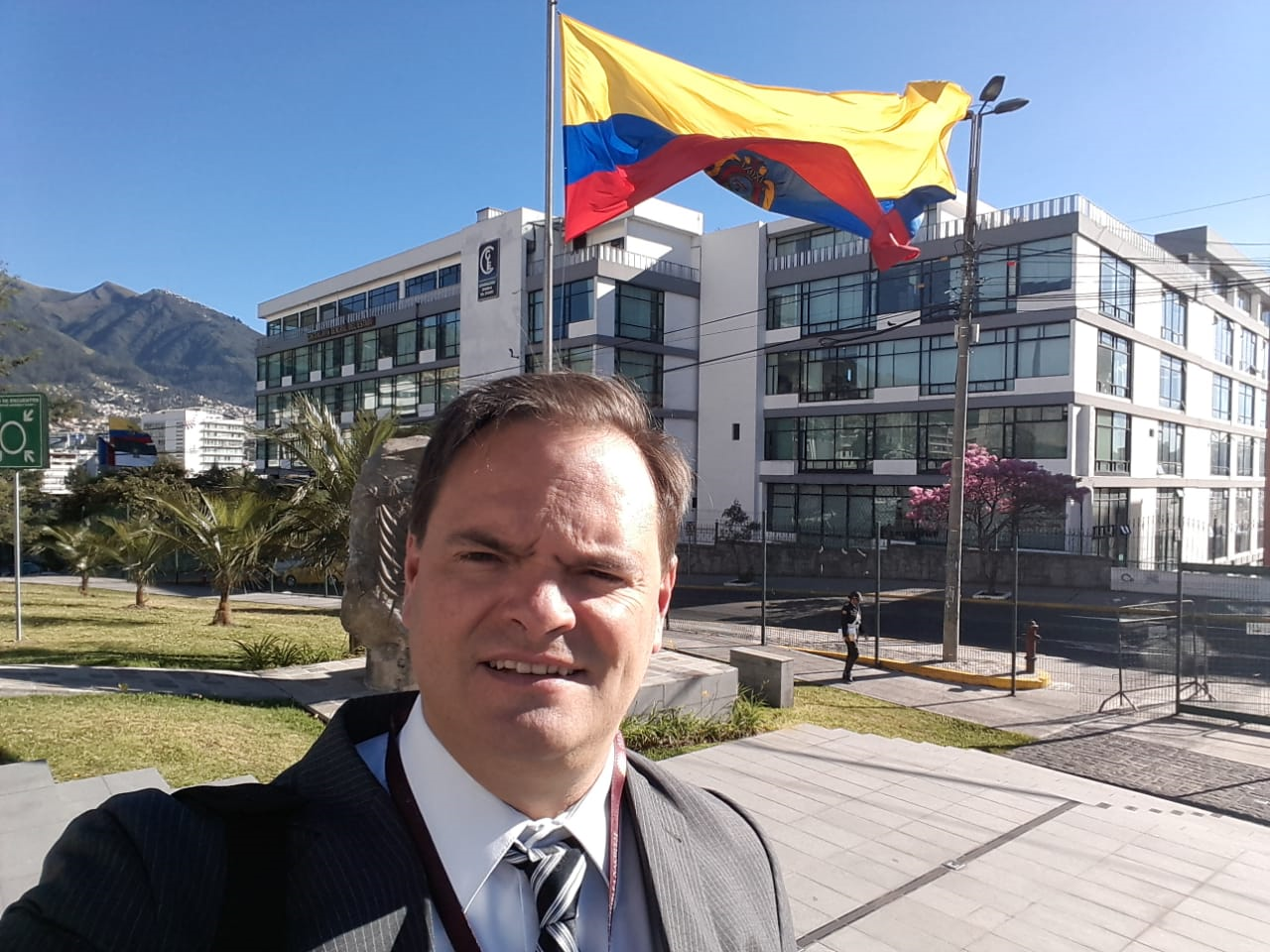 Asesor Legislativo Ecuador