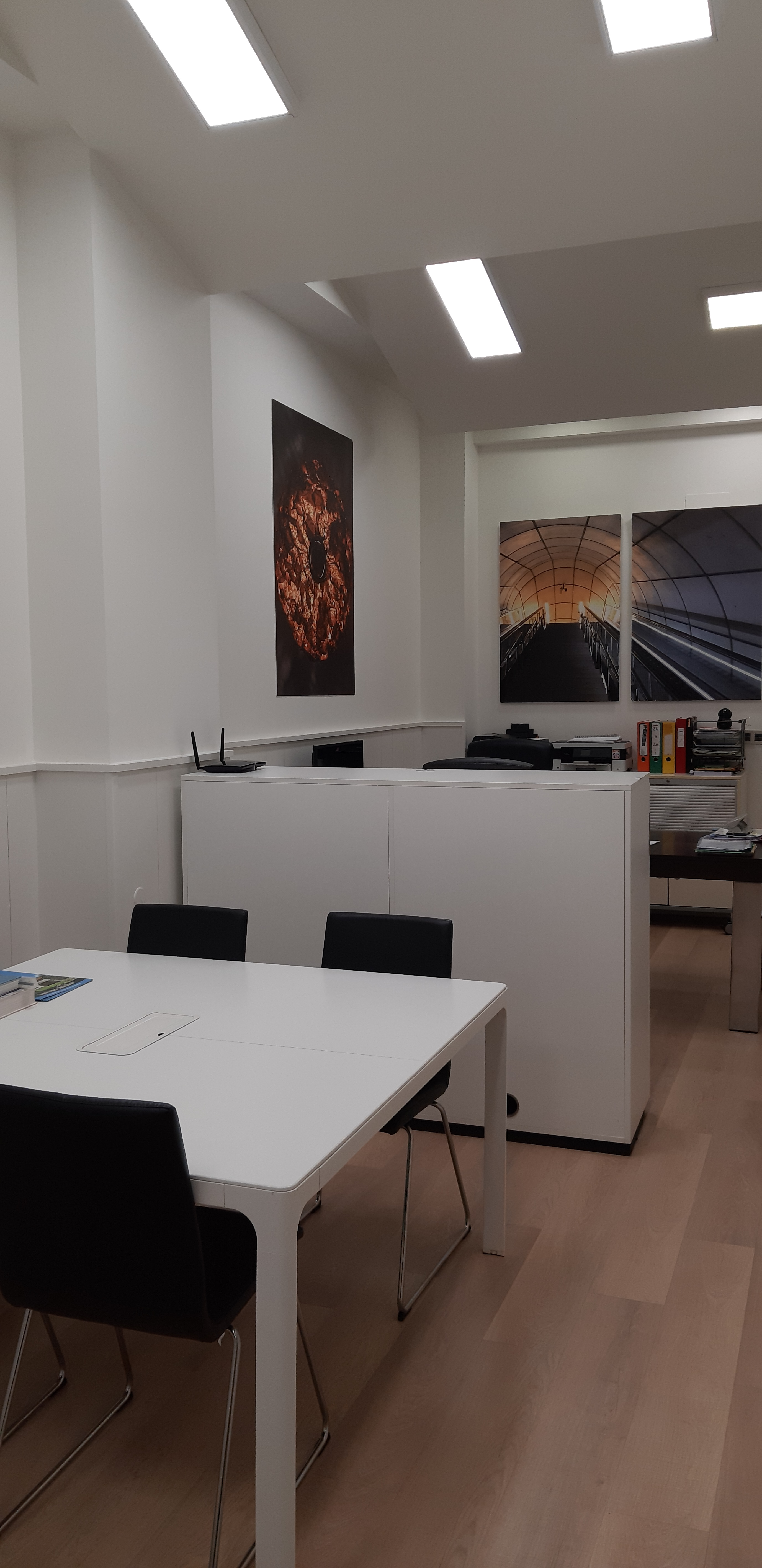 Foto de un o de nuestros despachos en Bilbao