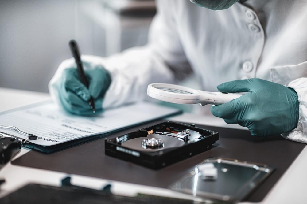 Análisis forense de dispositivos digitales