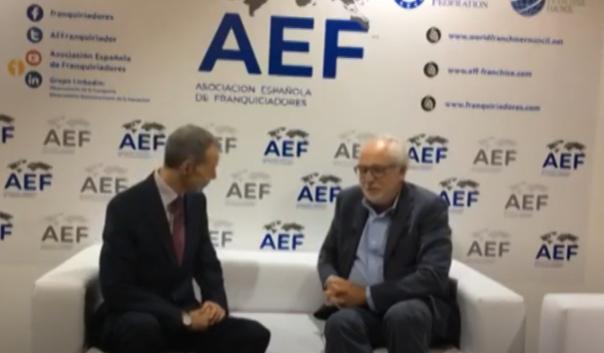 Entrevista por Asociación Española de Franquicias