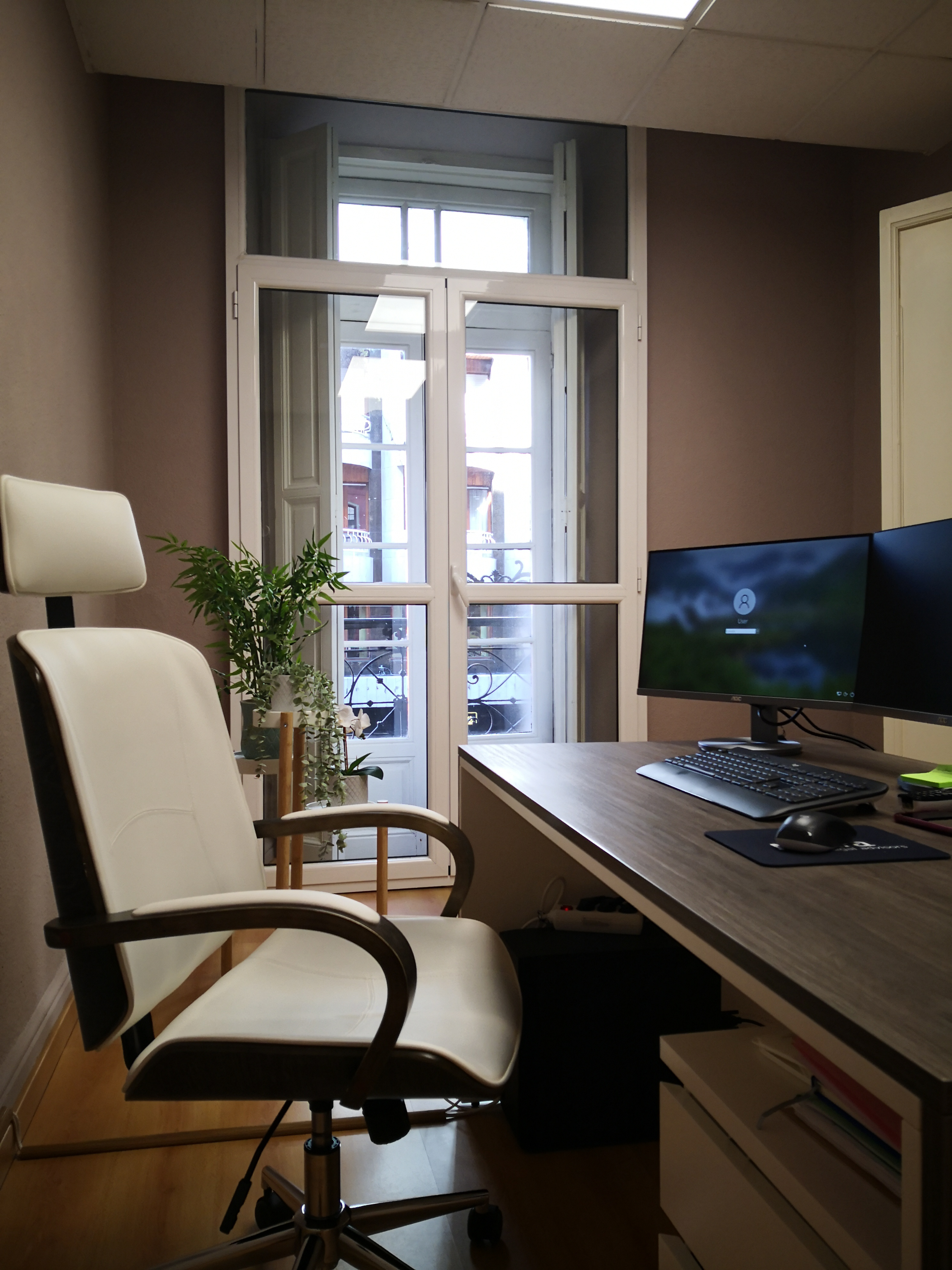 Foto de nuestra oficina principal