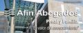 AFIN ABOGADOS Especiaslistas en Derecho PENAL y de FAMILIA Murcia Alicante Madrid y casos difíciles en toda España  www.afinabogados.com