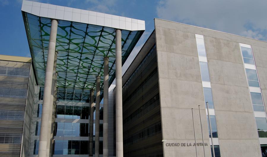 Palacio de Justicia (nuevo) Murcia AFIN ABOGADOS Especiaslistas en PENAL y de FAMILIA Murcia  www.afinabogados.com