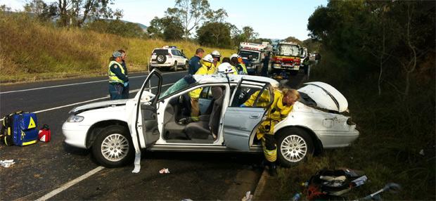 Investigación y Reconstrucción de accidente de tráfico