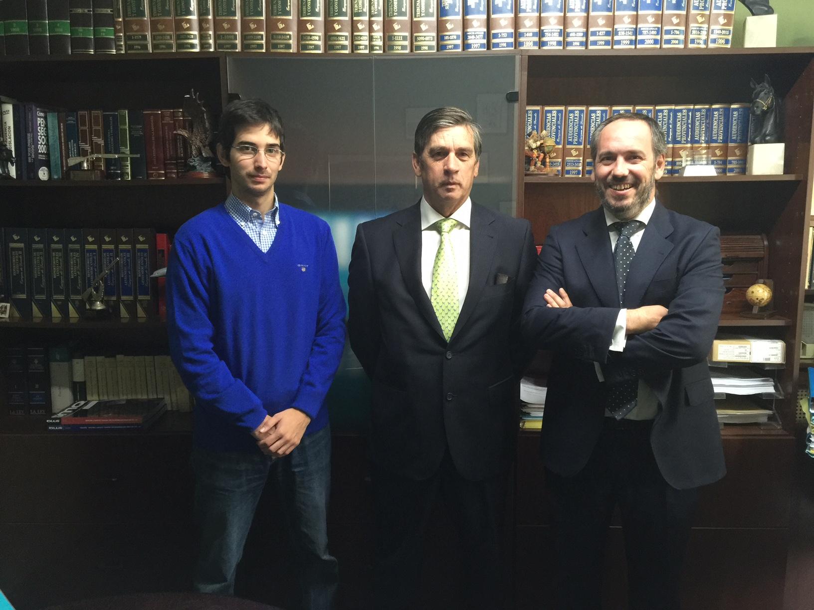 Los abogados del despacho