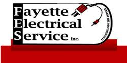 Website for Fayette Electrical Service, Inc.