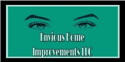 Website for Envious Home Improvement, LLC