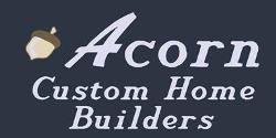 Website for Acorn Custom Homes