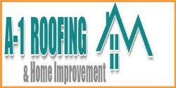 Website for A-1 Roofing & Home Improvement