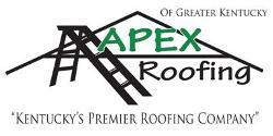 Website for Apex Roofing of Greater Kentucky