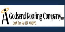 Website for A Godsend Roofing, LLC