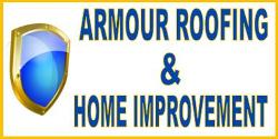 Website for Armour Roofing, LLC