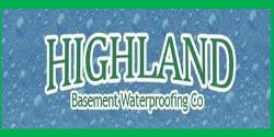 Website For Highland Basement Waterproofing, Inc