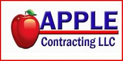 Website for Apple Contracting LLC.