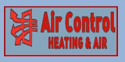 Website for Air Control Heating & Air Conditioning of Lexington, Inc.