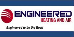 Website for Engineered Heating & Air