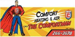 Website for Comfort Heating And Air