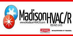 Website for Madison HVAC/R, Inc