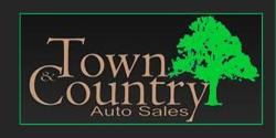 Website for Town & Country Auto Sales of Richmond