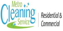 Website for Metro Cleaning Service