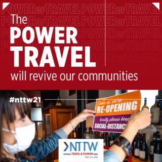 Lexington, Buena Vista, and Rockbridge County are the Power of Travel