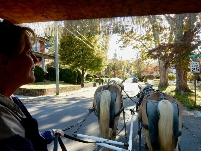 Getaway Mavens Lexington Carriage Company