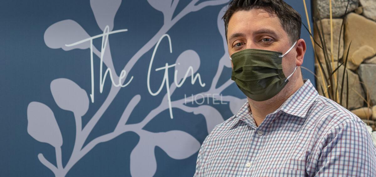 Joe Mannino The Gin Hotel 1