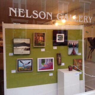 Lexington VA, Nelson Street Gallery