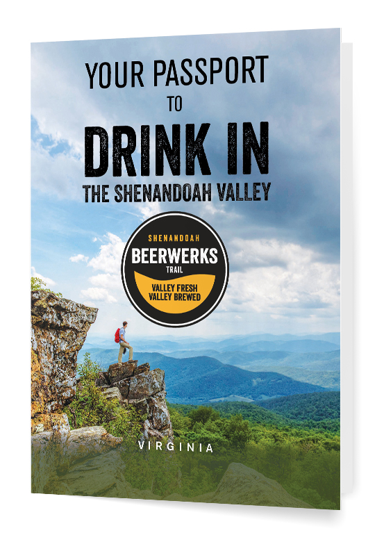 Shenandoah Beerwerks Trail Passport