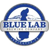 Lexington VA Blue Lab Brewing Company Logo