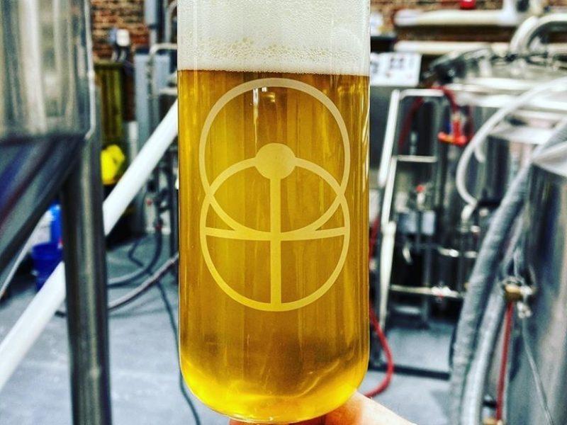 Heliotrope Brewery, Lexington VA
