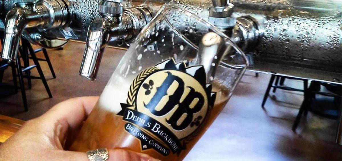 Devils Backbone Outpost Brewery & Tap Room Lexington VA