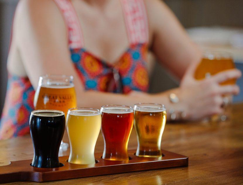 Lexington VA, Beerwerks, Great Valley Farm Brewery