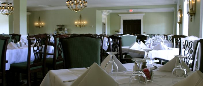 The Colonial Dining Room at Natural Bridge Historic Hotel & Conference Center