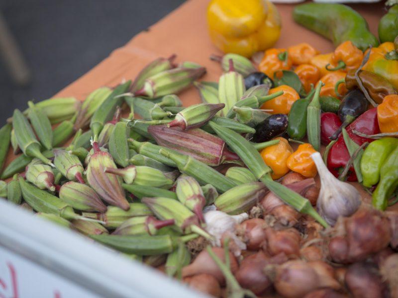 Lexington VA Farmers Market