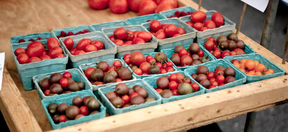 Lexington VA Local Farmers Market