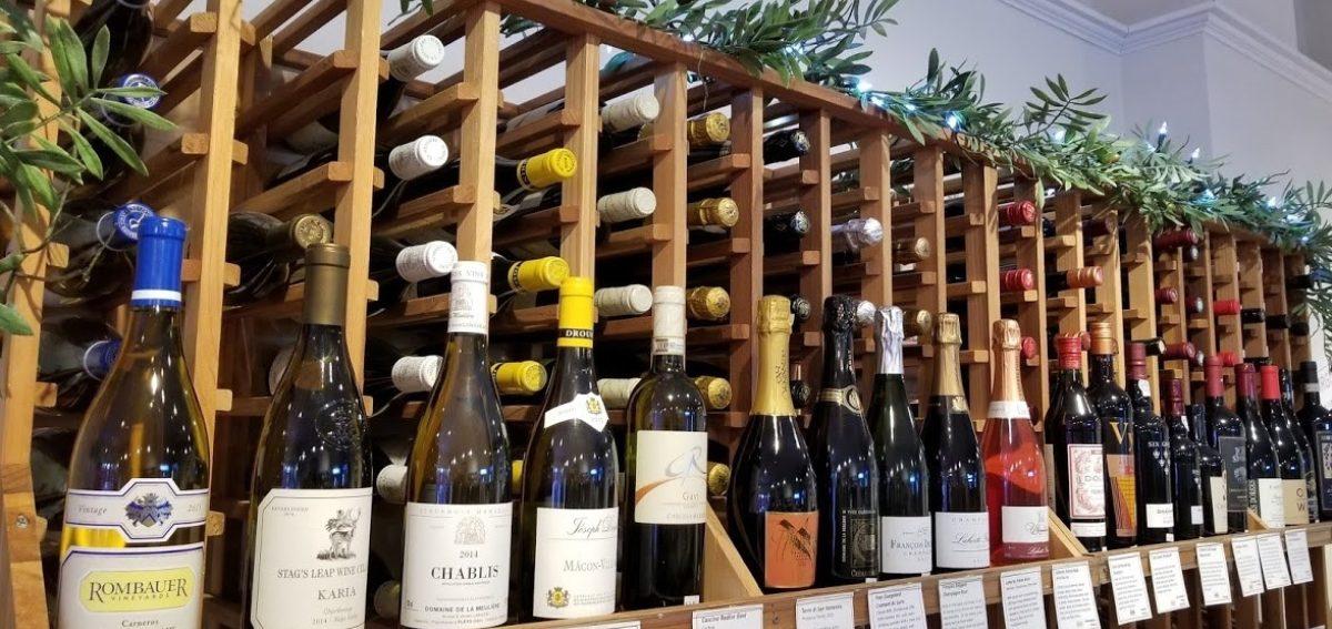 Old Lex Merc Wine