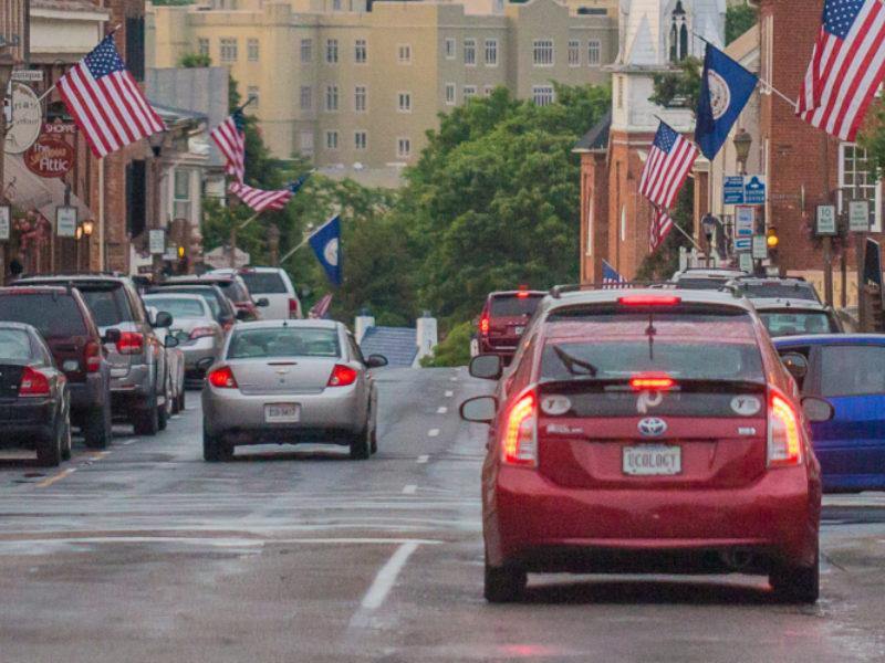 Lexington VA Street View