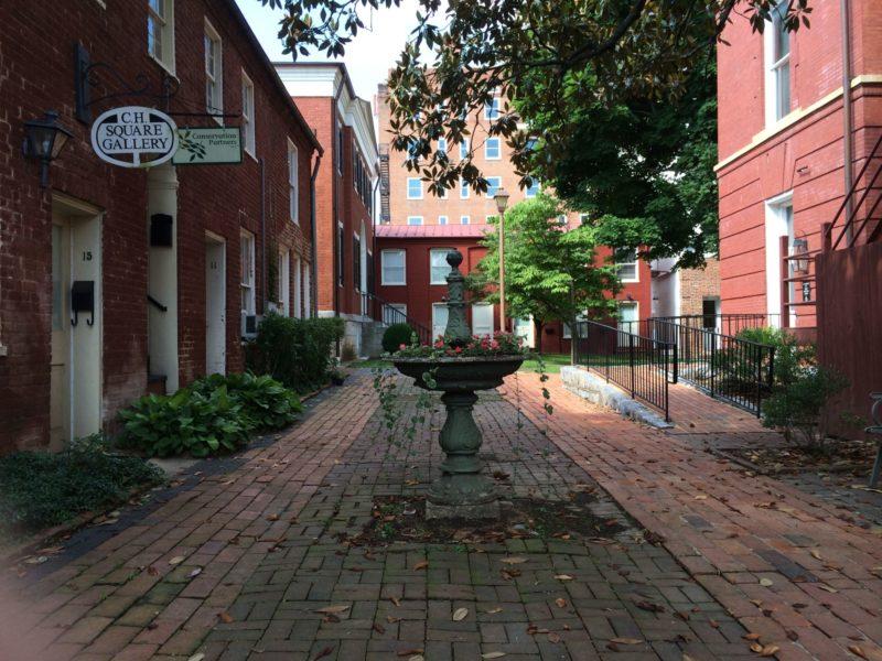 Lexington VA Courthouse Square