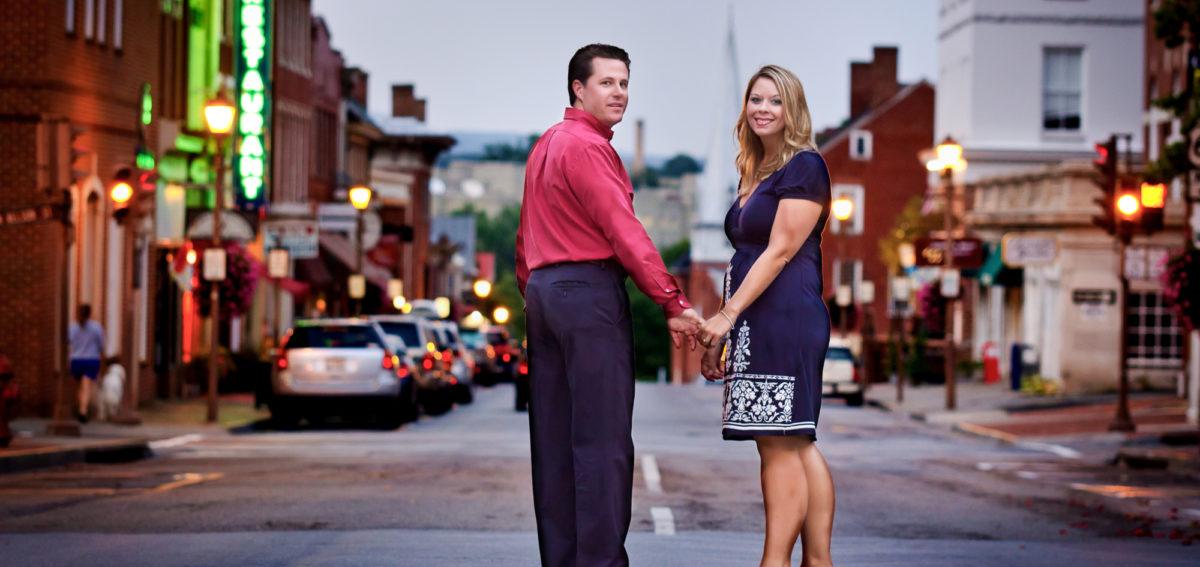 Downtown Lexington VA